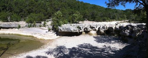 Twin Falls Panorama
